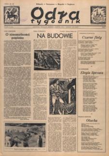 Odra : tygodnik, 1949.08.14 nr 30