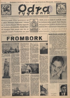 Odra : tygodnik, 1948.09.26 nr 39