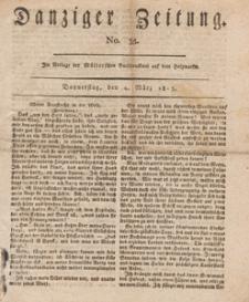 Danziger Zeitung, 1813.03.04 nr 35