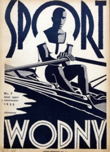 Sport Wodny, 1935, nr 7