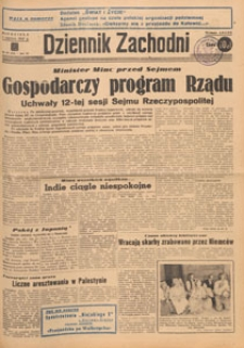 Dziennik Zachodni, 1947.06.12 nr 158