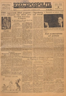 Rzeczpospolita i Dziennik Gospodarczy, 1949.10.11 nr 279