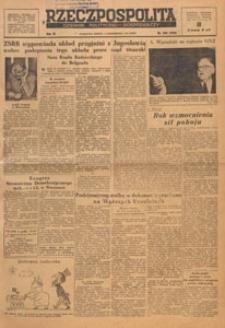 Rzeczpospolita i Dziennik Gospodarczy, 1949.10.25 nr 293