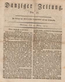 Danziger Zeitung, 1813.03.08 nr 37
