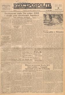 Rzeczpospolita i Dziennik Gospodarczy, 1949.09.17 nr 255