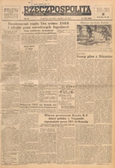 Rzeczpospolita i Dziennik Gospodarczy, 1949.09.29 nr 267