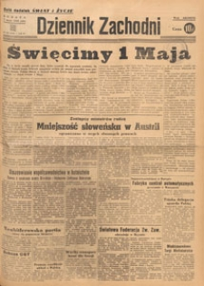 Dziennik Zachodni, 1948.05.27 nr 146