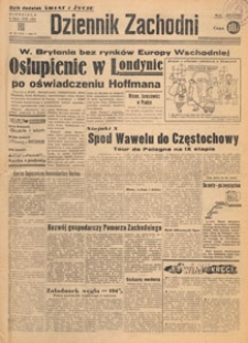 Dziennik Zachodni, 1948.07.22 nr 202