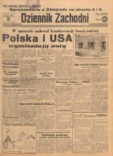 Dziennik Zachodni, 1948.08.05 nr 216