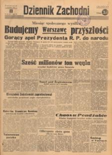 Dziennik Zachodni, 1947.09.06 nr 244
