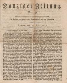 Danziger Zeitung, 1813.03.12 nr 40