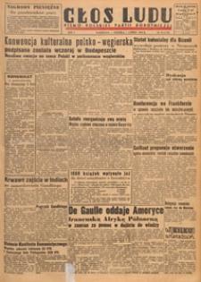 Głos Ludu : pismo codzienne Polskiej Partii Robotniczej, 1948.02.11 nr 42