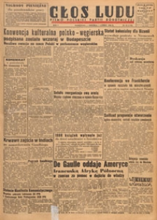 Głos Ludu : pismo codzienne Polskiej Partii Robotniczej, 1948.02.13 nr 43