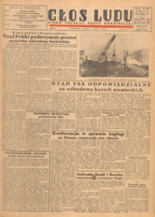 Głos Ludu : pismo codzienne Polskiej Partii Robotniczej, 1948.08.18 nr 227