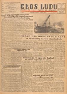 Głos Ludu : pismo codzienne Polskiej Partii Robotniczej, 1948.08.22 nr 231