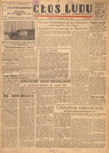 Głos Ludu : pismo codzienne Polskiej Partii Robotniczej, 1948.07.13 nr 191