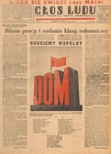 Głos Ludu : pismo codzienne Polskiej Partii Robotniczej, 1948.05.27 nr 144
