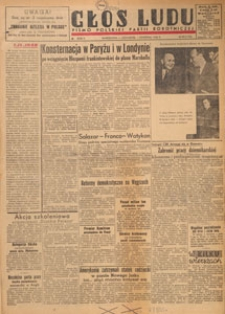 Głos Ludu : pismo codzienne Polskiej Partii Robotniczej, 1948.04.21 nr 109