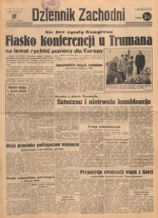 Dziennik Zachodni, 1947.10.19 nr 287
