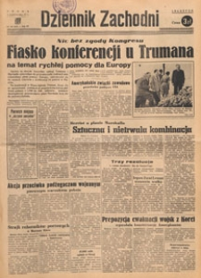 Dziennik Zachodni, 1947.10.21 nr 289