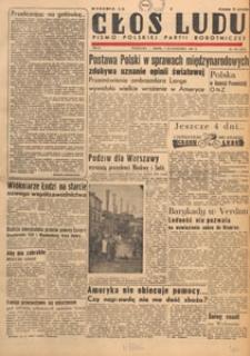 Głos Ludu : pismo codzienne Polskiej Partii Robotniczej, 1947.10.30 nr 299