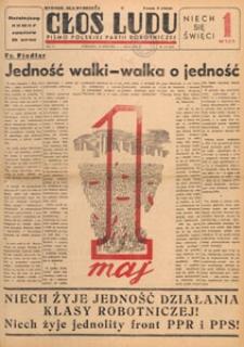 Głos Ludu : pismo codzienne Polskiej Partii Robotniczej, 1947.05.31 nr 146