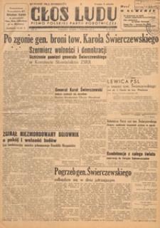 Głos Ludu : pismo codzienne Polskiej Partii Robotniczej, 1947.04.23 nr 109