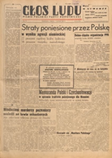 Głos Ludu : pismo codzienne Polskiej Partii Robotniczej, 1947.02.11 nr 40