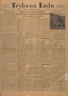 Trybuna Ludu : organ Komitetu Centralnego Polskiej Zjednoczonej Partii Robotniczej, 1949.12.07 nr 336