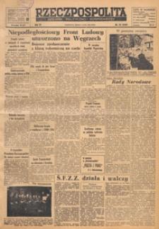 Rzeczpospolita i Dziennik Gospodarczy, 1949.02.15 nr 45