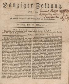 Danziger Zeitung, 1813.03.30 nr 50