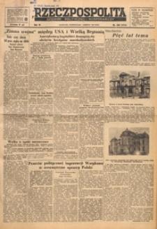 Rzeczpospolita i Dziennik Gospodarczy, 1949.08.27 nr 234