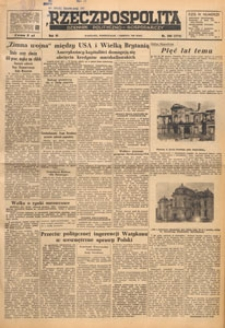 Rzeczpospolita i Dziennik Gospodarczy, 1949.08.28 nr 235