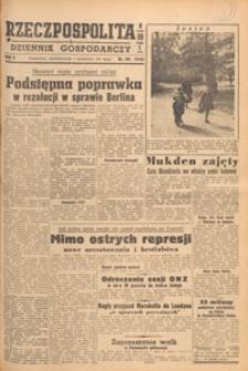 Rzeczpospolita i Dziennik Gospodarczy, 1948.11.22 nr 321