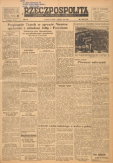 Rzeczpospolita i Dziennik Gospodarczy, 1949.06.15 nr 161