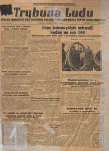 Trybuna Ludu : organ Komitetu Centralnego Polskiej Zjednoczonej Partii Robotniczej, 1949.04.03 nr 91
