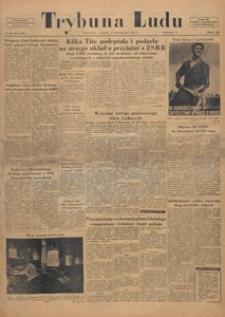 Trybuna Ludu : organ Komitetu Centralnego Polskiej Zjednoczonej Partii Robotniczej, 1949.10.21 nr 289