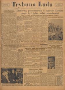Trybuna Ludu : organ Komitetu Centralnego Polskiej Zjednoczonej Partii Robotniczej, 1949.06.14 nr 161
