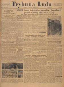Trybuna Ludu : organ Komitetu Centralnego Polskiej Zjednoczonej Partii Robotniczej, 1949.09.23 nr 261