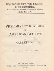 Repertorium Specierum Novarum Regni Vegetabilis : Beihefte, 1934 Bd 80
