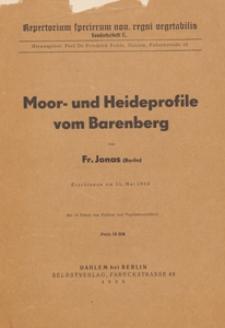 Repertorium Specierum Novarum Regni Vegetabilis : Sonderbeiheft E , 1938