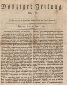 Danziger Zeitung, 1813.04.09 nr 56