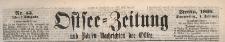Ostsee-Zeitung und Börsen-Nachrichten der Ostsee, 1866.02.01 nr 53