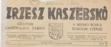 Zrzesz Kaszëbskô, 1939.03 nr 3