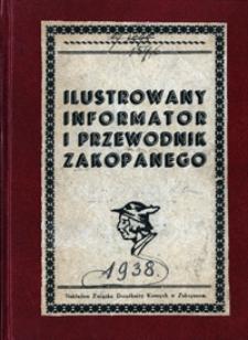 Ilustrowany informator i przewodnik Zakopanego