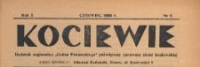"""Kociewie : dodatek regionalny """"Gońca Pomorskiego"""" i """"Dziennika Starogardzkiego"""" poświęcony sprawom ziemi kociewskiej, 1939.06 nr 5"""