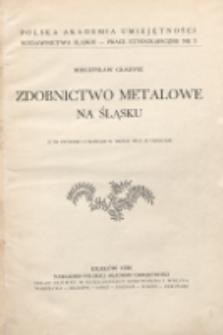 Zdobnictwo metalowe na Śląsku