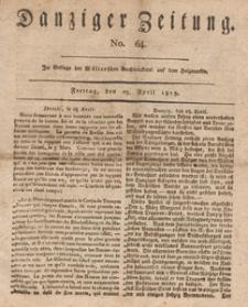 Danziger Zeitung, 1813.04.23 nr 64