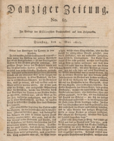 Danziger Zeitung, 1813.05.04 nr 68