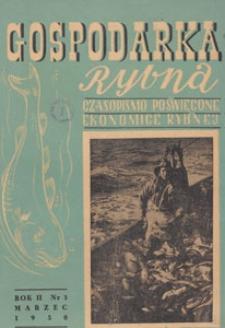 Gospodarka Rybna, 1950.03 nr 3